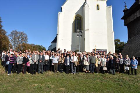 Középkori templomok útján - Gyülekezeti kirándulás