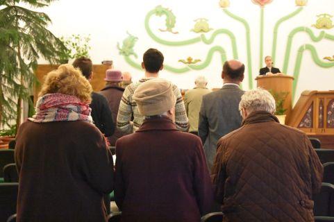 Gyülekezeti bibliaóra