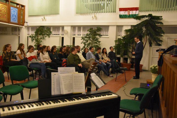Kárpát-medencei Református Ifjúsági Imaéjjel – Nyíregyházán is