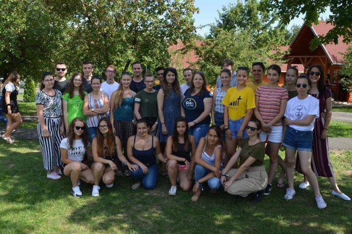 Istennel szövetségben - Ifjúsági tábor Hercegkúton