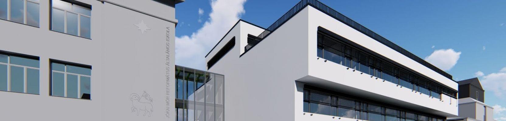 Alapkőletétel: A Jókai Mór Református Általános Iskola új épületszárnya - 2020. szeptember 30.