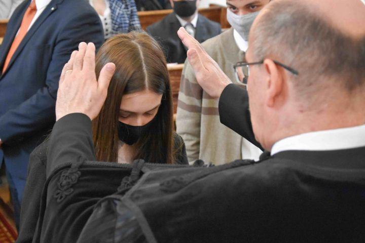 Konfirmáció: Több mint 200 fiatalt fogadtunk be gyülekezetünkbe