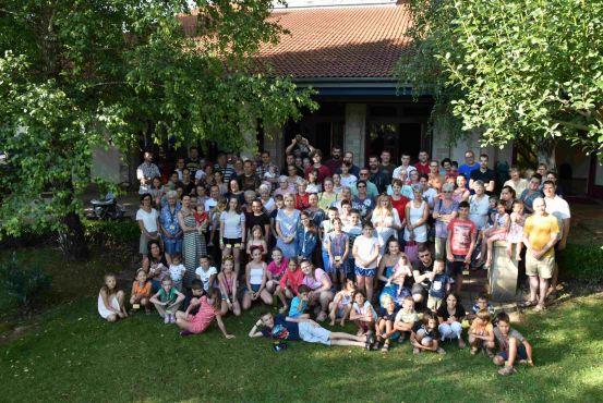 Kihívás a piramisok földjén - Többgenerációs gyülekezeti tábor Berekfürdőn