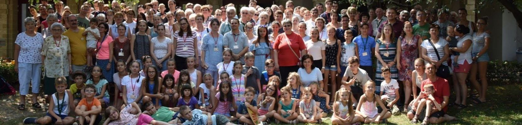 Bibliai Honfoglaló 2018 - Többnemzedékes tábor Berekfürdőn