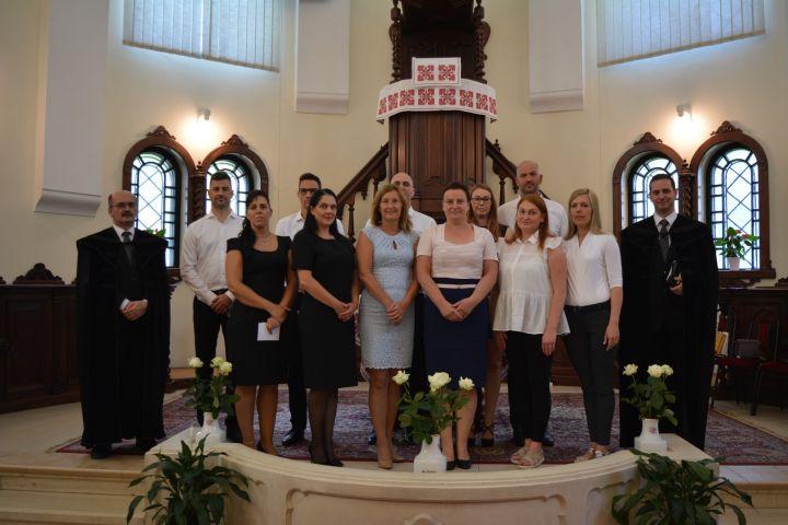 Felnőttek konfirmációja gyülekezetünkben