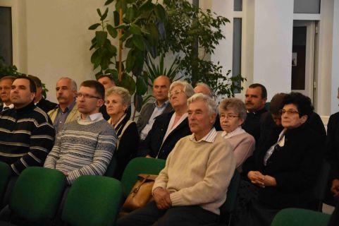 Találkoztak a nyíregyházi református gyülekezetek presbiterei