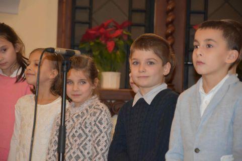 Jézus levele az embereknek - Gyerekkarácsony gyülekezetünkben