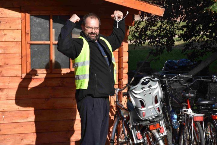 Gyülekezeti biciklitúra és buszos kirándulás