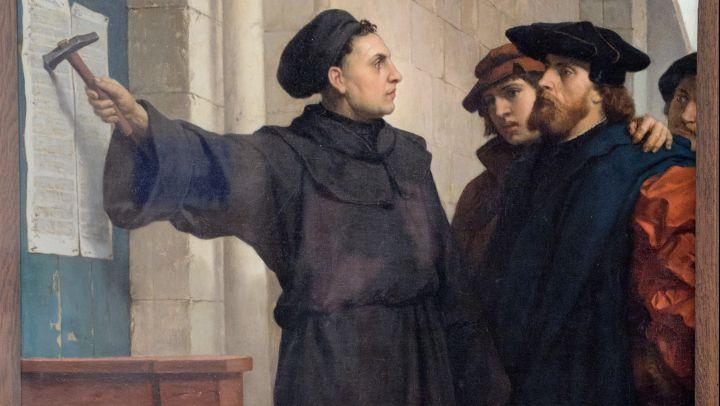 Istentisztelet a reformáció emléknapján - október 31.